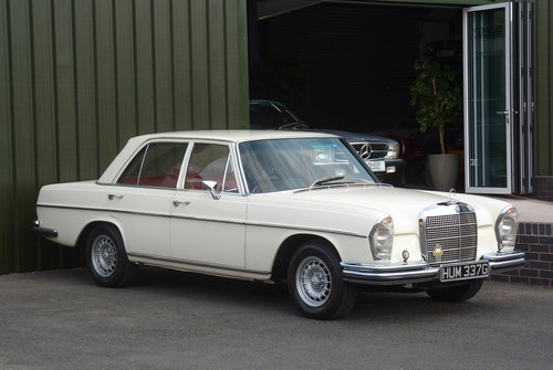1969 MERCEDES-BENZ 280 S   STOCK #2034 For Sale (picture 1 of 6)