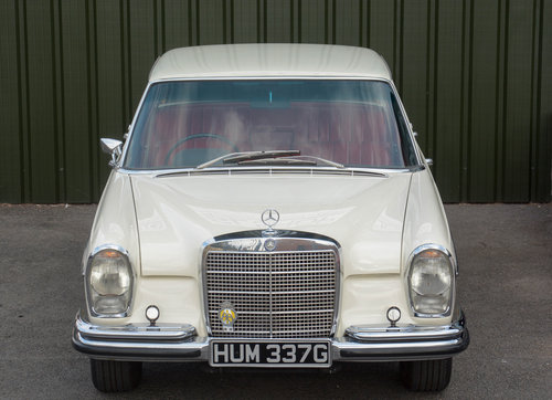 1969 MERCEDES-BENZ 280 S   STOCK #2034 For Sale (picture 2 of 6)