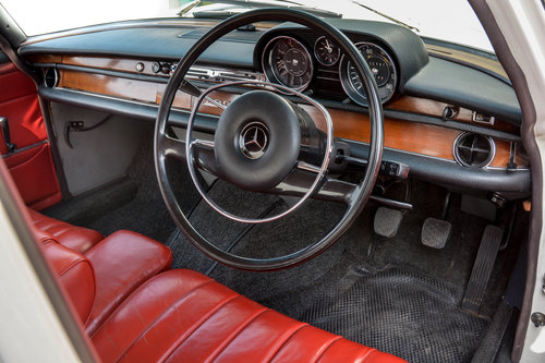 1969 MERCEDES-BENZ 280 S   STOCK #2034 For Sale (picture 3 of 6)
