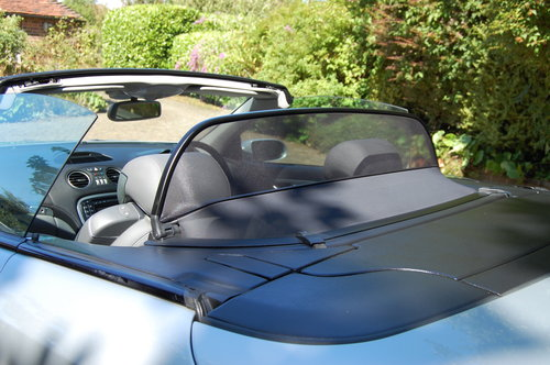 2004 Merc SL350 Immaculate, 28k miles, FMBSH, Panoramic Roof SOLD (picture 6 of 6)