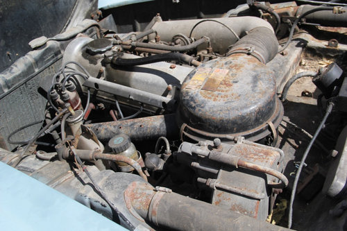 1962 Mercedes-Benz 190SL Barn Find SOLD For Sale (picture 5 of 6)