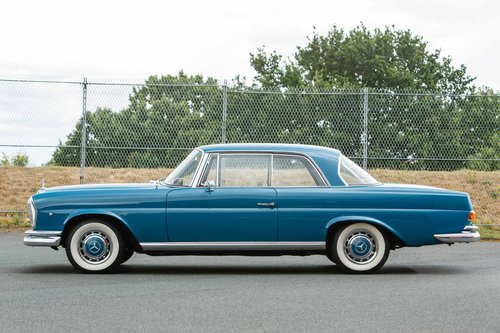 1962 MERCEDES 220SEb COUPE For Sale (picture 3 of 6)