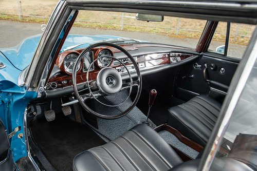 1962 MERCEDES 220SEb COUPE For Sale (picture 4 of 6)