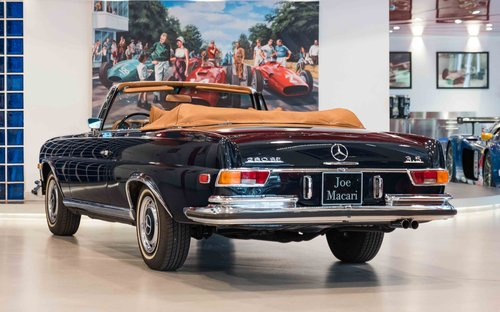 1971 Mercedes-Benz 280 SE 3.5 Cabriolet For Sale (picture 4 of 6)