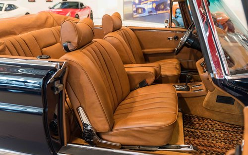 1971 Mercedes-Benz 280 SE 3.5 Cabriolet For Sale (picture 5 of 6)