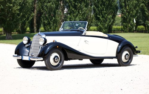 1937 Mercedes V170 Roadster  For Sale (picture 1 of 6)