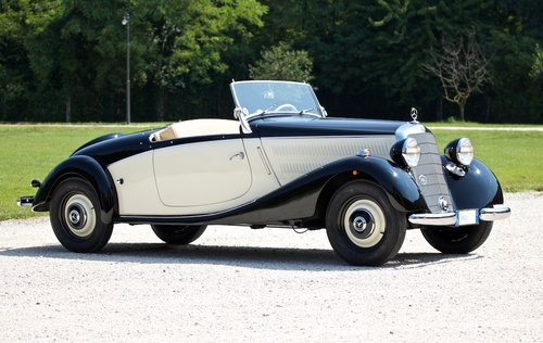 1937 Mercedes V170 Roadster  For Sale (picture 2 of 6)