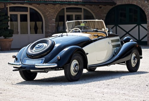 1937 Mercedes V170 Roadster  For Sale (picture 3 of 6)
