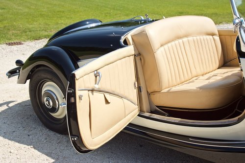 1937 Mercedes V170 Roadster  For Sale (picture 5 of 6)