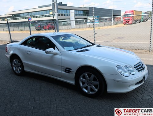 2003 Mercedes SL350 Cabrio 3.7L V6 245HP LHD For Sale (picture 2 of 6)