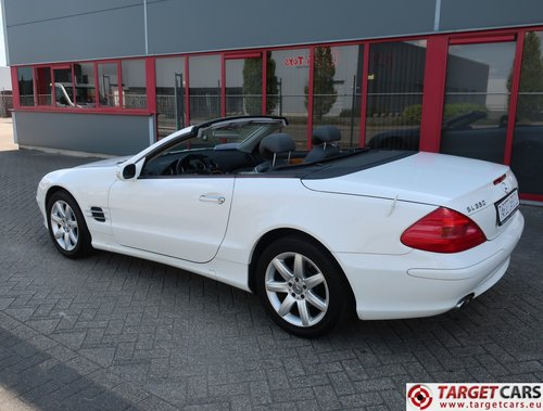 2003 Mercedes SL350 Cabrio 3.7L V6 245HP LHD For Sale (picture 4 of 6)