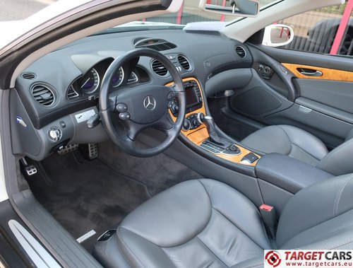 2003 Mercedes SL350 Cabrio 3.7L V6 245HP LHD For Sale (picture 5 of 6)