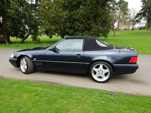 Mercedes benz SL500, 5 speed auto, 1996 For Sale (picture 3 of 6)