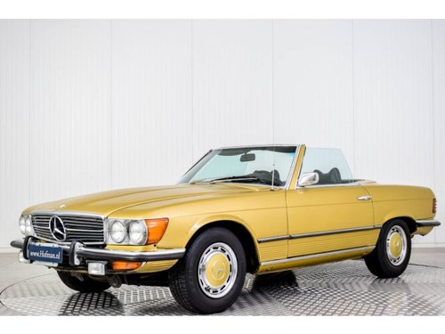 1973 Mercedes 450 SL V8 For Sale (picture 1 of 6)