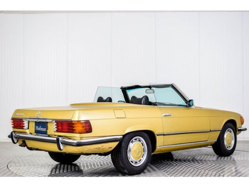1973 Mercedes 450 SL V8 For Sale (picture 2 of 6)