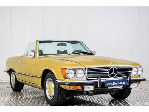 1973 Mercedes 450 SL V8 For Sale (picture 3 of 6)