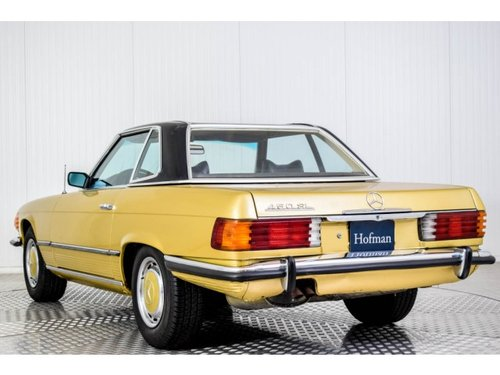 1973 Mercedes 450 SL V8 For Sale (picture 5 of 6)