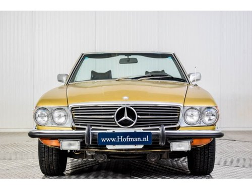 1973 Mercedes 450 SL V8 For Sale (picture 6 of 6)