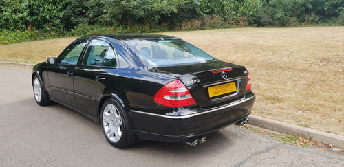 2005 Mercedes E320 CDi Avantgarde. Auto. Hi Spec. Nice Example.. SOLD (picture 6 of 6)