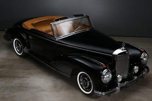 1953 Mercedes-Benz 300 S Roadster (W188) For Sale (picture 1 of 6)