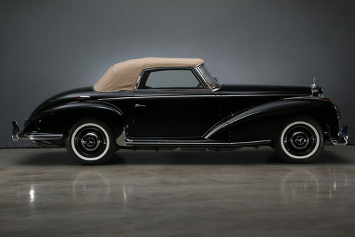 1953 Mercedes-Benz 300 S Roadster (W188) For Sale (picture 3 of 6)