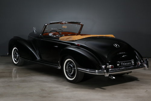 1953 Mercedes-Benz 300 S Roadster (W188) For Sale (picture 4 of 6)