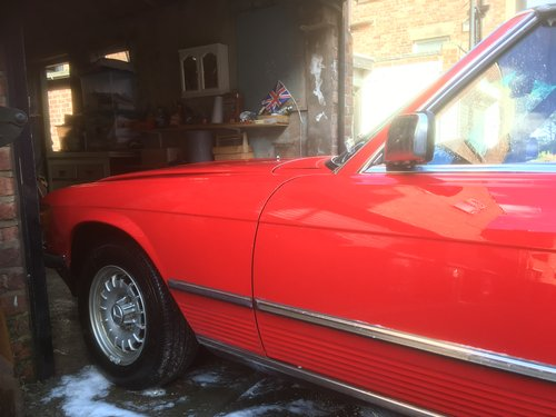 1985 280SL SOLD  subject to funds clearing :: SOLD (picture 2 of 6)