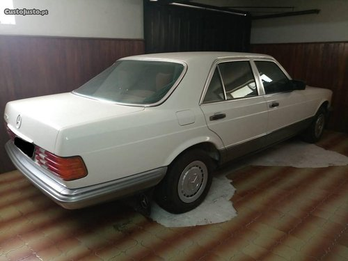 1983 Mercedes 280S Unique Rustfree only 13000km For Sale (picture 1 of 6)