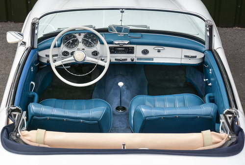 1959 Mercedes-Benz 190SL (W121) #2037 For Sale (picture 4 of 6)