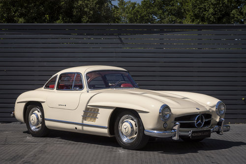1955 Mercedes Benz 300sl Gullwing Restored For Sale Car And Classic