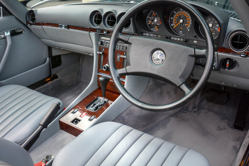 1989 MERCEDES-BENZ 300 SL | STOCK #2036 For Sale (picture 3 of 6)