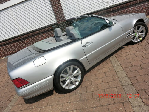 Mercedes R129 129 SL500 500 4-2001 COLLECTOR CAR! For Sale (picture 6 of 6)