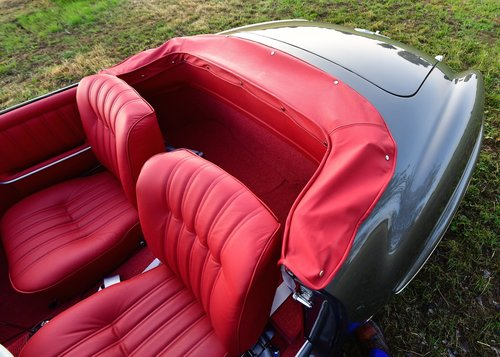 1958 Mercedes Benz 190SL Left Hand Drive For Sale (picture 5 of 6)