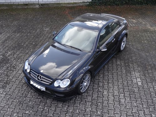 2006 Mercedes CLK DTM  5.5 V8 Replic ,built with Original Black s SOLD (picture 6 of 6)