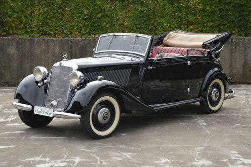 (951) Mercedes-Benz 170 V - 1939 For Sale (picture 1 of 6)