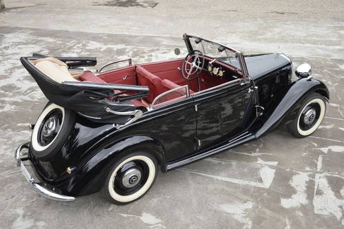 (951) Mercedes-Benz 170 V - 1939 For Sale (picture 3 of 6)