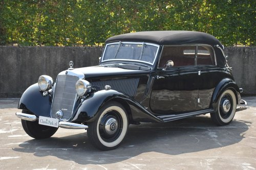 (951) Mercedes-Benz 170 V - 1939 For Sale (picture 4 of 6)