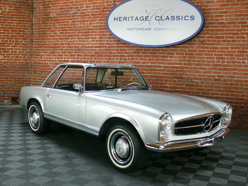 1966 1960 Mercedes Benz 230 SL Pagoda For Sale (picture 1 of 6)