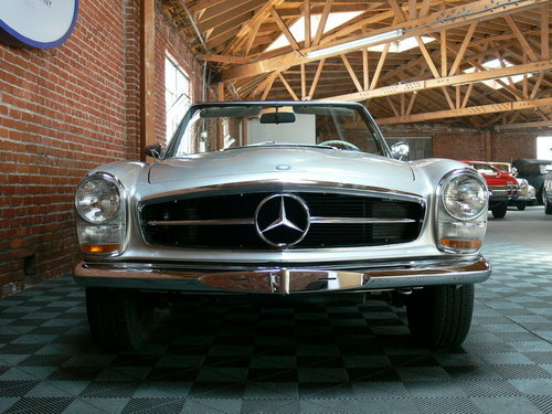 1966 1960 Mercedes Benz 230 SL Pagoda For Sale (picture 3 of 6)
