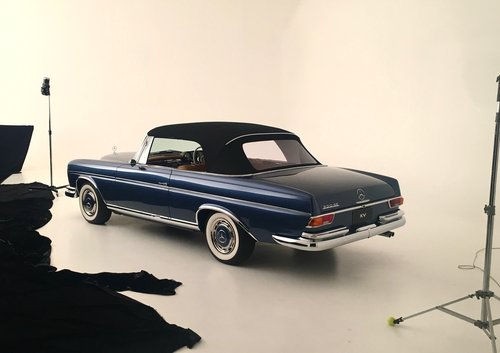 1964 Mercedes-Benz 300SE Cabriolet RHD For Sale (picture 6 of 6)