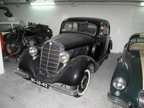 1938 Mercedes-Benz 170 For Sale (picture 1 of 6)
