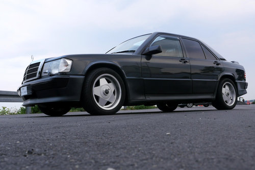 1989 Mercedes 190 Cosworth 2.5 16V For Sale (picture 1 of 6)