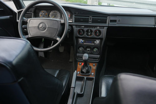 1989 Mercedes 190 Cosworth 2.5 16V For Sale (picture 6 of 6)