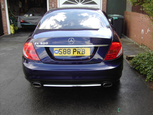 2007 What A Car What A Colour ( Simply The Best ) For Sale (picture 3 of 6)