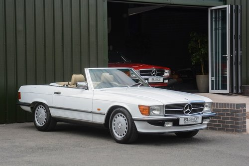 1989 MERCEDES-BENZ 300 SL | STOCK #2026 For Sale (picture 1 of 6)