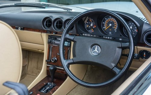 1989 MERCEDES-BENZ 300 SL | STOCK #2026 For Sale (picture 3 of 6)
