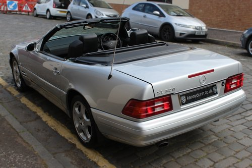 1998 Mercedes-Benz SL Class 3.2 SL320 2dr Low Mileage, SOLD (picture 6 of 6)