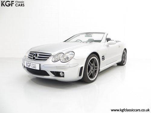 2005 A Rare and Powerful Mercedes-Benz SL65 AMG (R230) SOLD (picture 2 of 6)