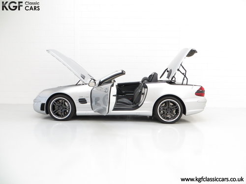 2005 A Rare and Powerful Mercedes-Benz SL65 AMG (R230) SOLD (picture 3 of 6)