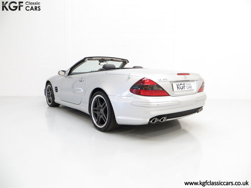 2005 A Rare and Powerful Mercedes-Benz SL65 AMG (R230) SOLD (picture 4 of 6)